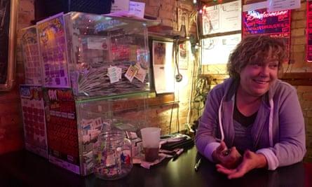 Neely Miarka in Anoka, Minnesota.
