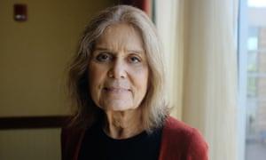 Gloria Steinem at the EJI summit.