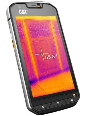 cat s60 smartphone