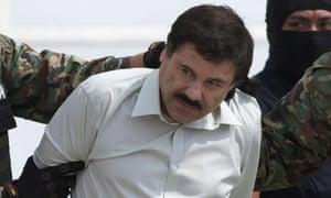 El Chapo twice escaped prison before his final capture in 2016.