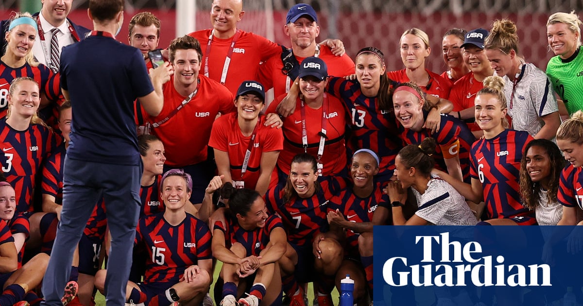 'Woke means you lose': Donald Trump rails at USWNT after Olympic bronze
