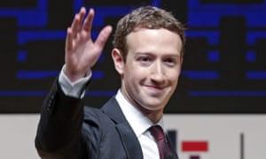 Mark Zuckerberg: not your friend, apparently.