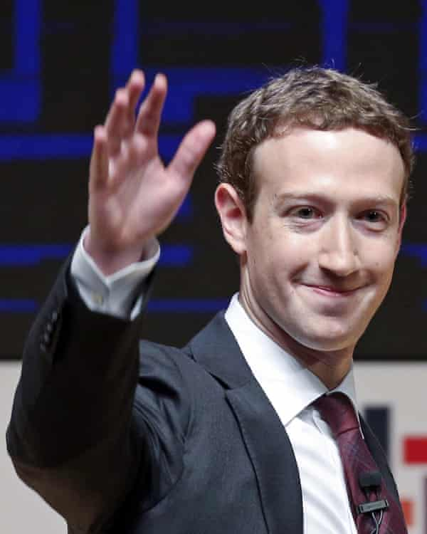 Zuckerberg.