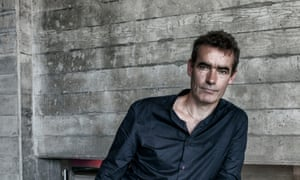 Rufus Norris photographed at the National Theatre by Antonio Olmos for the Observer New Review.