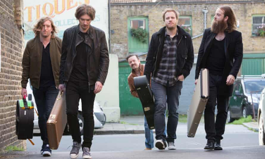 David Brent: Life on the Road: still with Brent and the band