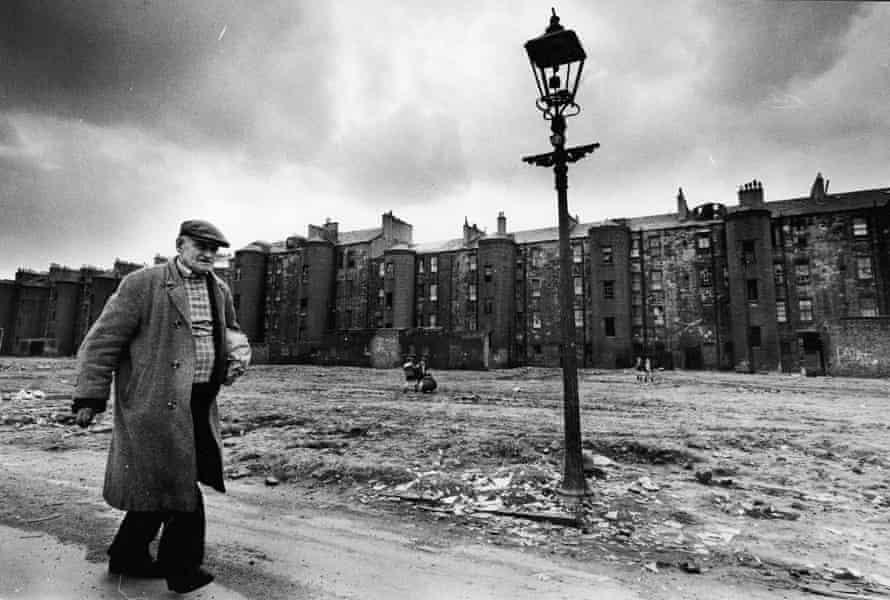 The Gorbals, Glasgow. slum