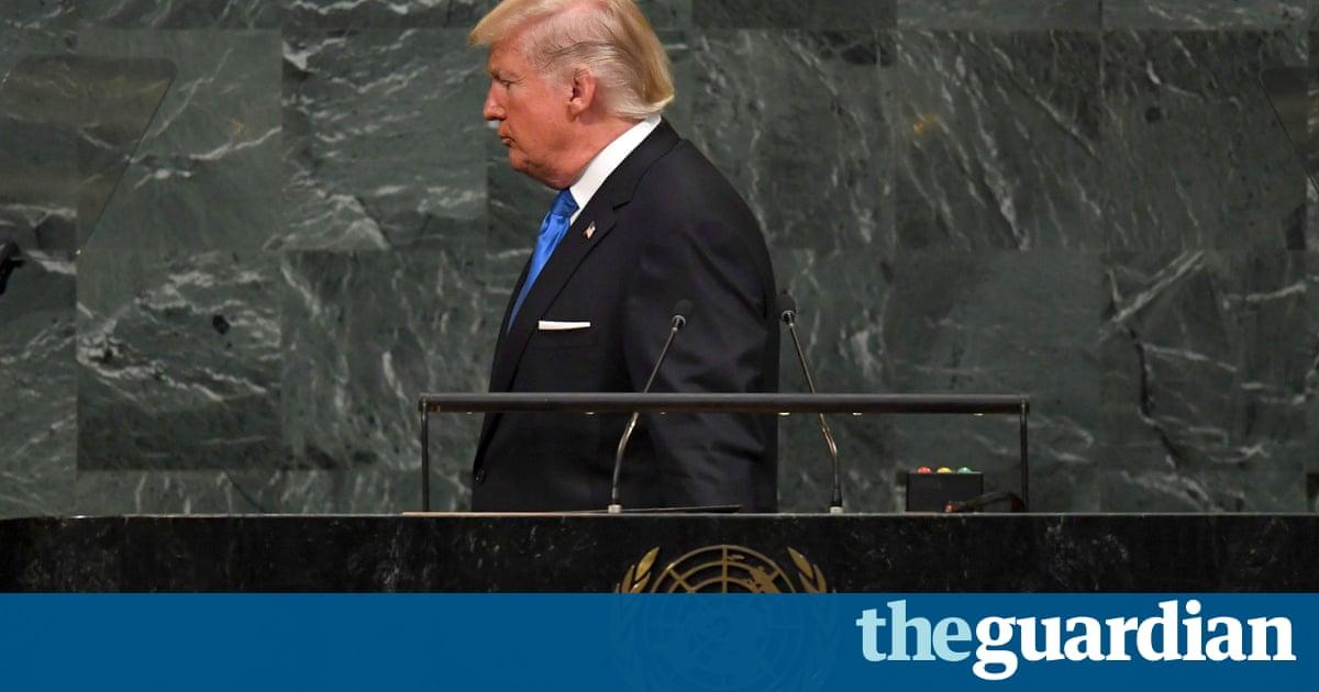 Appetite for destruction: Trump's UN threat | The minute