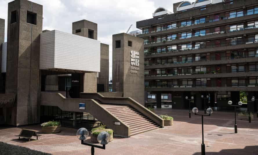 The Barbican said: 'We are committed to pursuing the ongoing programme of action which we have laid out to advance anti-racism in the organisation, and to achieve necessary change.'
