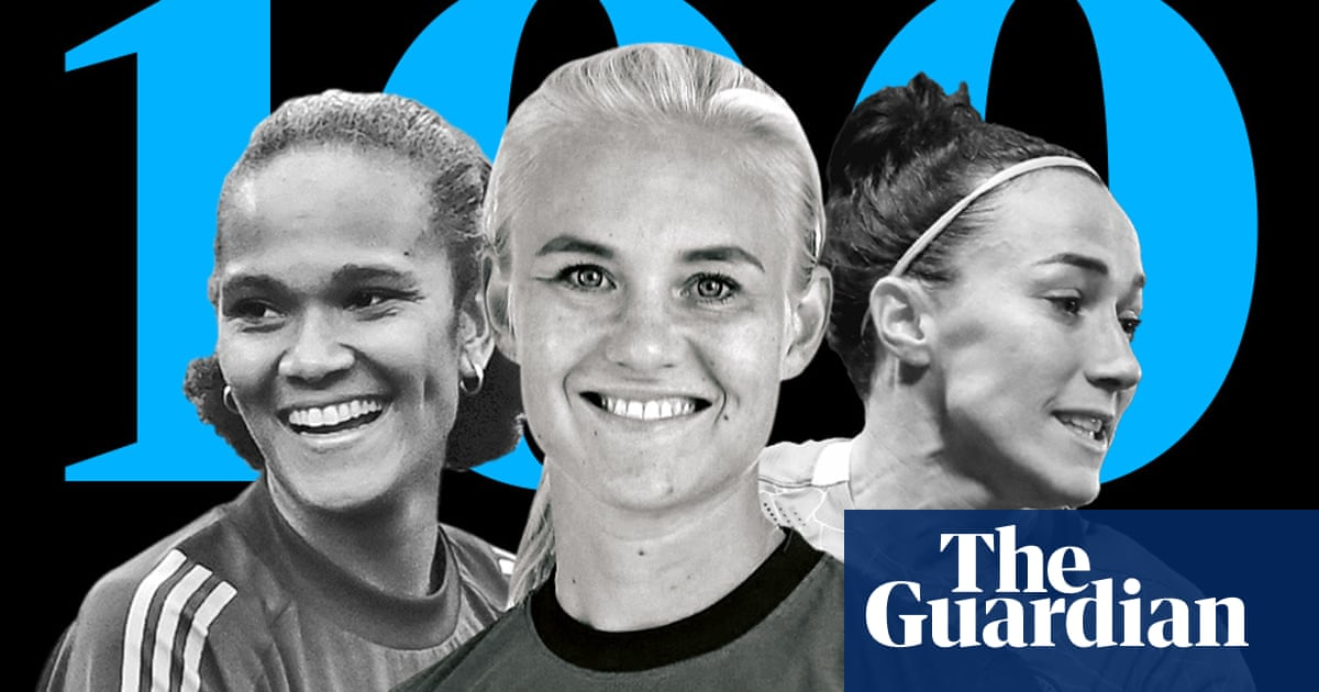 The 100 best female footballers in the world 2020