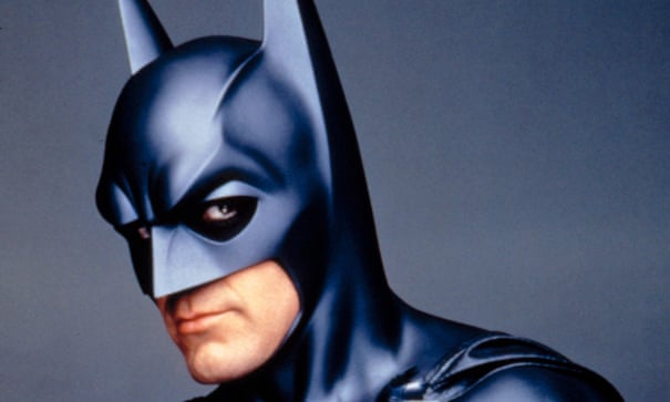 Why Christian Bale will always be the best Batman   Film   The Guardian