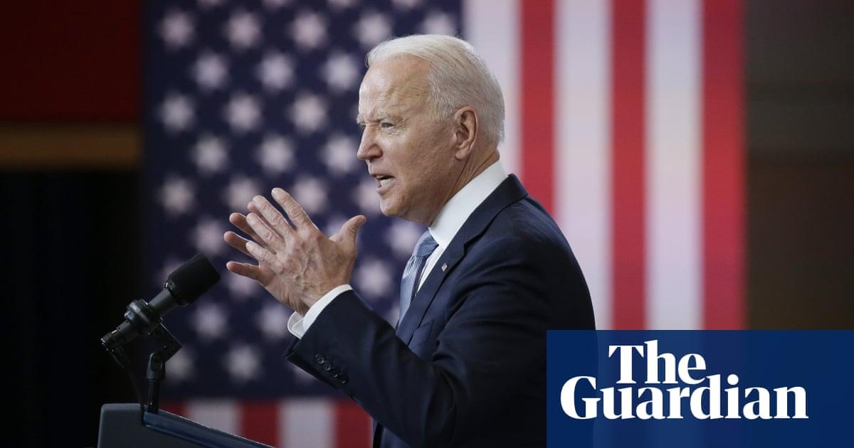 'Have you no shame?': Biden decries Republican attacks on voting rights