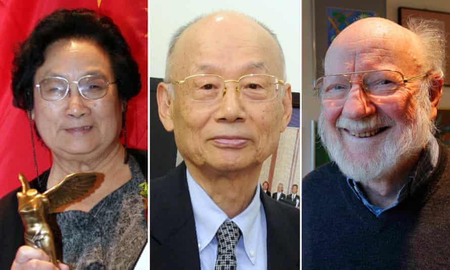Youyou Tu, Satoshi Ōmura, William C Campbell