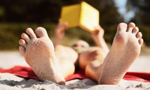 Sand, surf and a good book are the essential ingredients for an Australian summer.