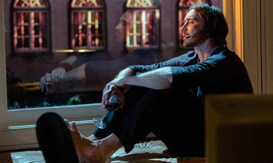 Lee Pace in Halt and Catch Fire