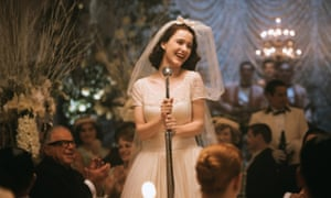 The Marvellous Mrs Maisel won Amazon a coveted Emmy.