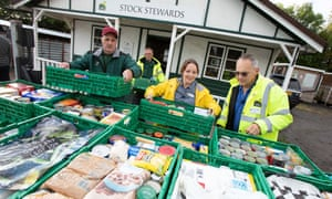 Malvern food bank