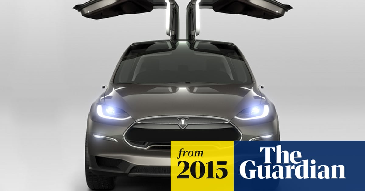 Teslas Model X Electric Suv Will Be Available To Buy In