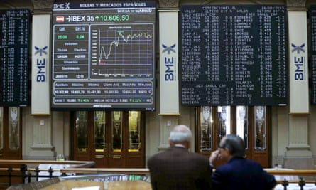 European financial markets reacted cautiously to the Greek election result