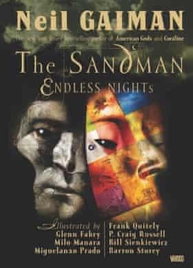 The Sandman: Endless Nights, by Neil Gaiman