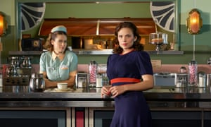 Agent Carter: revels in its gorgeous sets.