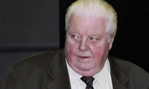 Jon Burge, the former Chicago police commander who led the 'Midnight Crew'.
