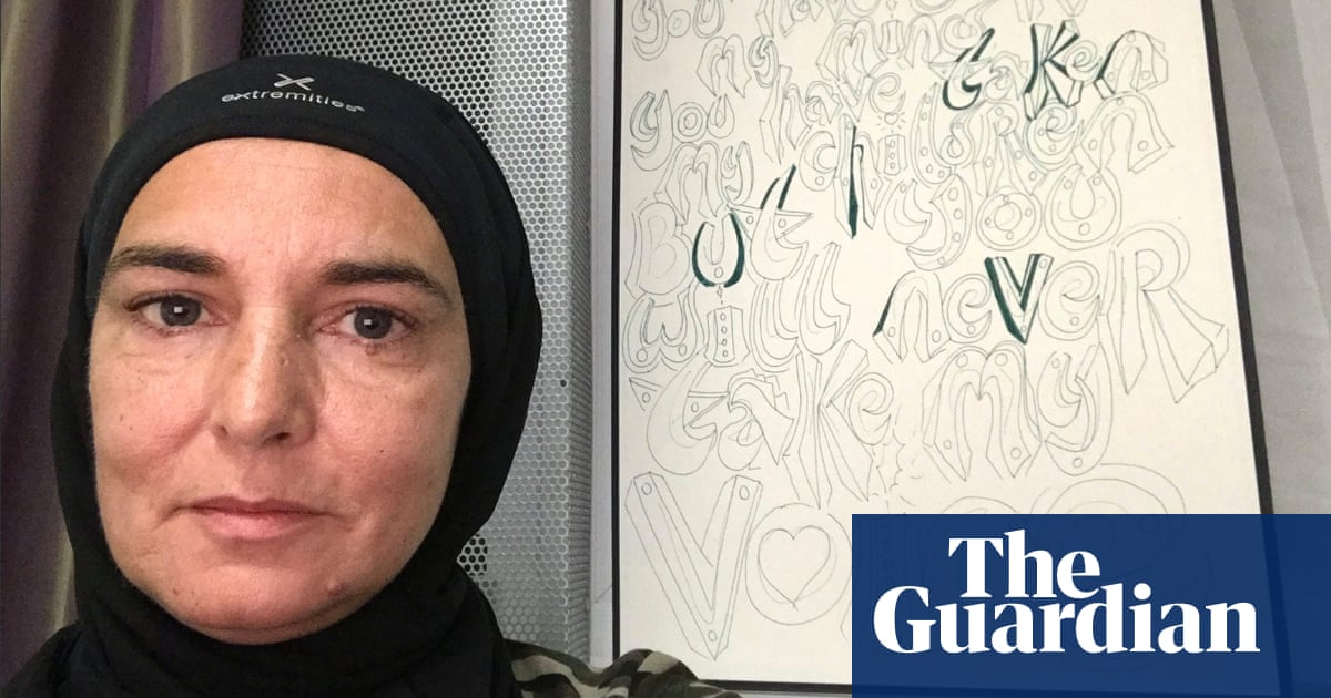 Sinéad O'Connor sings part of call to prayer after