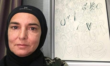Sinéad O'Connor converts to Islam, taking new name Shuhada' Davitt