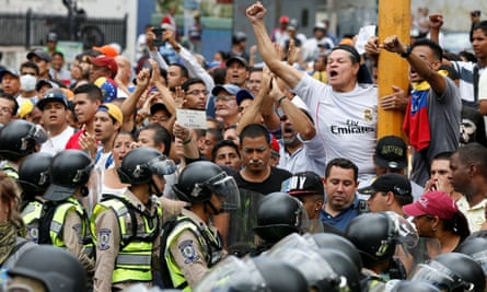 Low oil prices have caused crisis and unrest in Opec countries including Venezuela