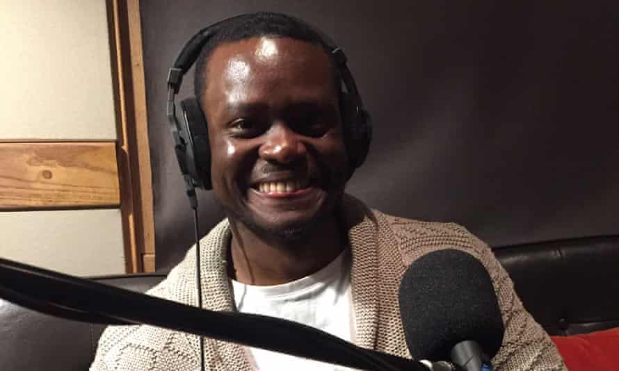 Future Prison presenter Hilary Ineomo-Marcus.