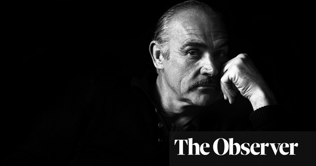 He defined an era and a style: film world mourns Sean Connery