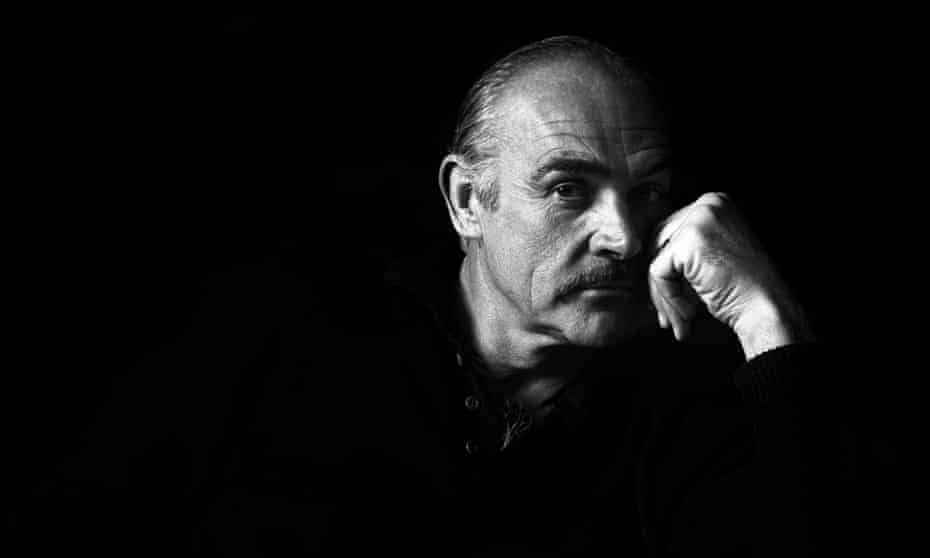 'A combination of grit and sardonic charm': a portrait of Connery from 2006.