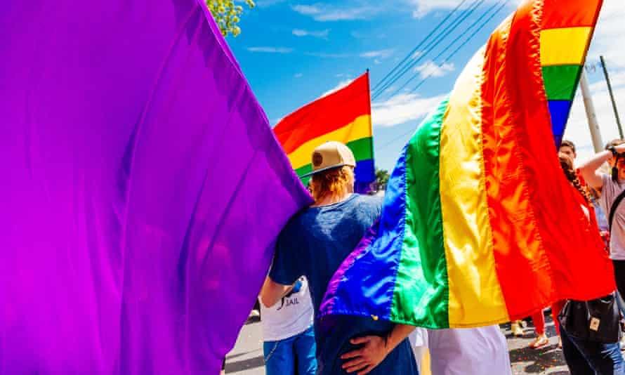 Gay and Lesbian Pride March Australia