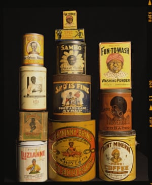 Racist America II Vintage Products 1920-1940s from Andres Serrano's Infamous exhibition