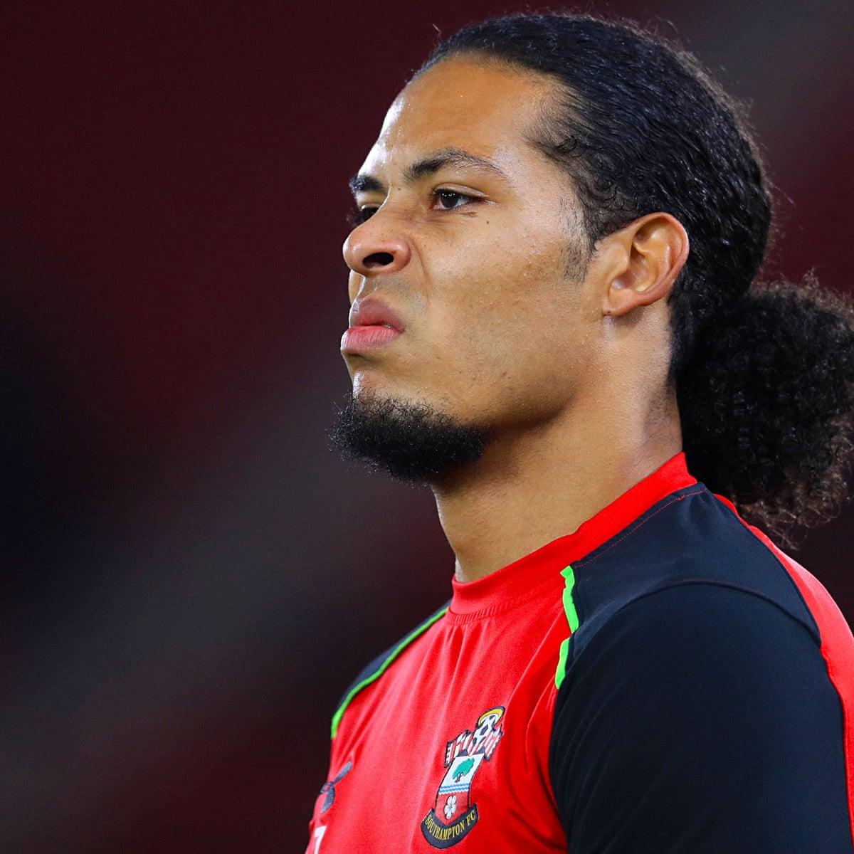 Virgil Van Dijk Submits Transfer Request In Bid To Leave Southampton Southampton The Guardian