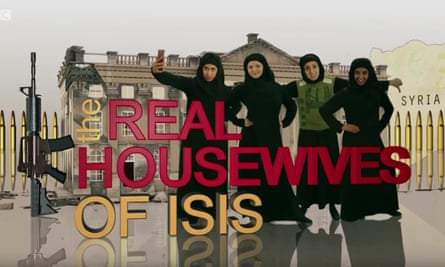 Promo picture for Real Housewives of Isis