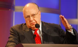 Roger Ailes faced similar accusations after the publication in 2014 of Gabriel Sherman's biography of the Fox News CEO, The Loudest Voice in the Room.