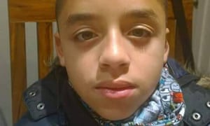 Michael Sousa, 12 who has died after falling down the stairs at Jane Austen College in Norwich.