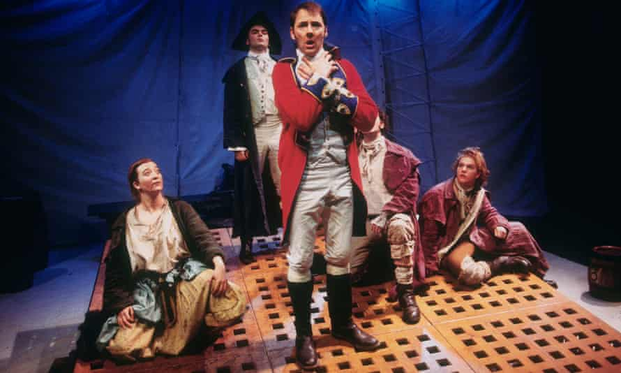 Kneehigh's The King Of Prussia, which was staged in 1996