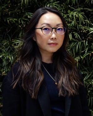 The Farewell and Posthumous director Lulu Wang.