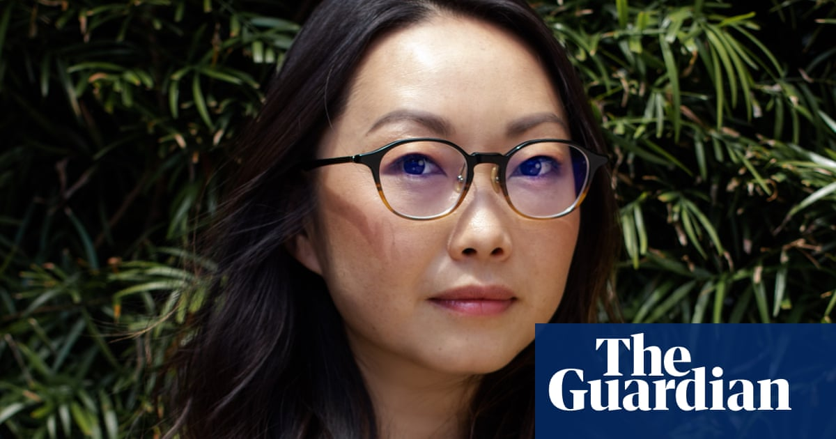 The Farewells Lulu Wang: 'I would love it if white men were asked the same questions as me'