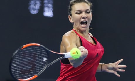 Simona Halep rules roost before WTA Finals but Serena is being missed | Jacob Steinberg
