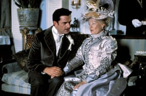 Twenty years later, she played the part again, with Rupert Everett as Algernon, in a film version of the Oscar Wilde classic.