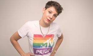 In command of her audience … Suzi Ruffell.