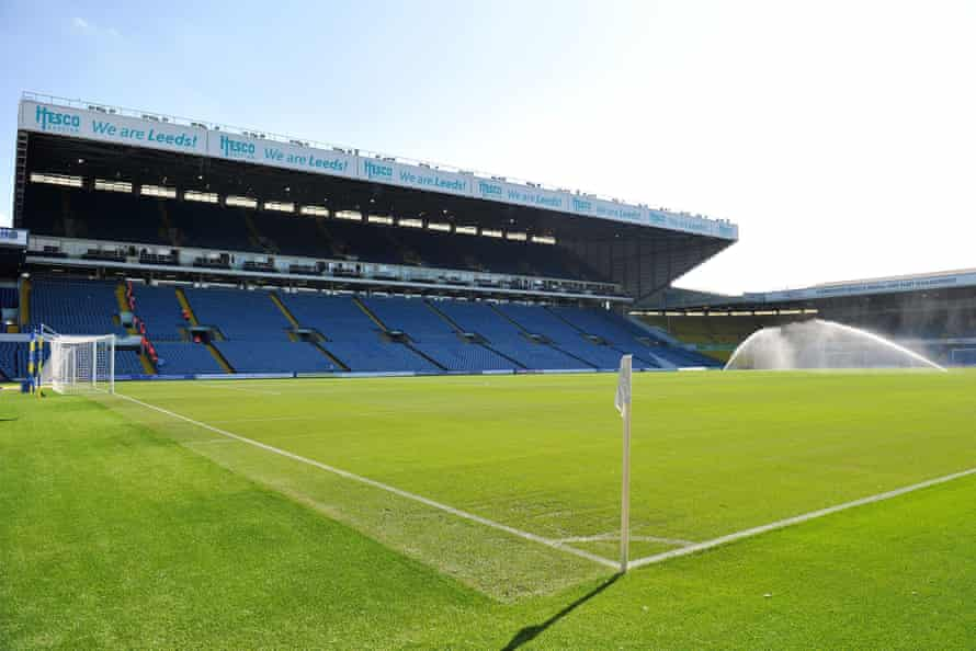 Elland Road, home of Leeds United, but also to ticket prices this season up to £42.