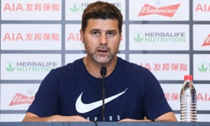 Mauricio Pochettino likes to use press conferences as a channel for conducting negotiations.