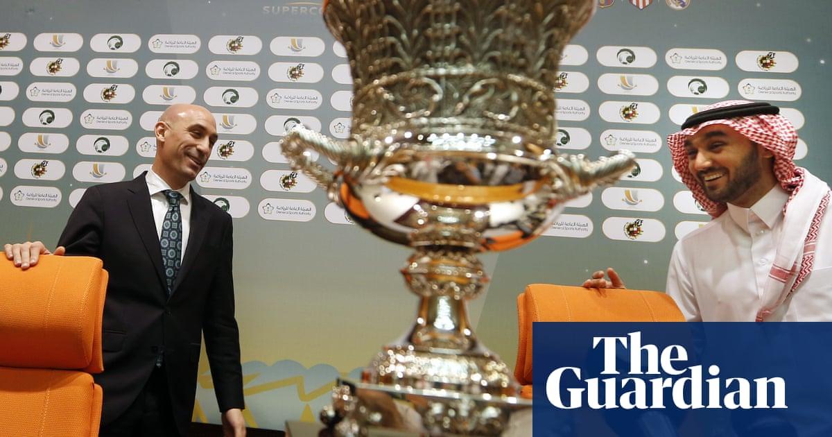 Supercopa's Saudi Arabia adventure given short shrift by fans in Spain | Sid Lowe