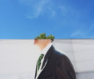 Bartosz Świątnicki: Green brain Statement: When I saw a billboard with a man with a half-cropped head and a tree emerging from the back, I knew the scene had the potential for an interesting photograph. I took my camera in my hand and started to figure out how to combine these two seemingly incompatible elements. The effect I achieved is satisfactory for me. The photo shows what I like the most about street photography: a creative approach to the subject and being able to capture things with irony.