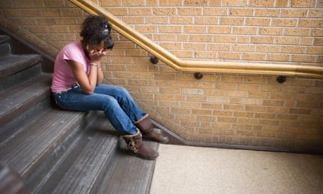 Self-reported suicide attempts among black US teens rising, study finds