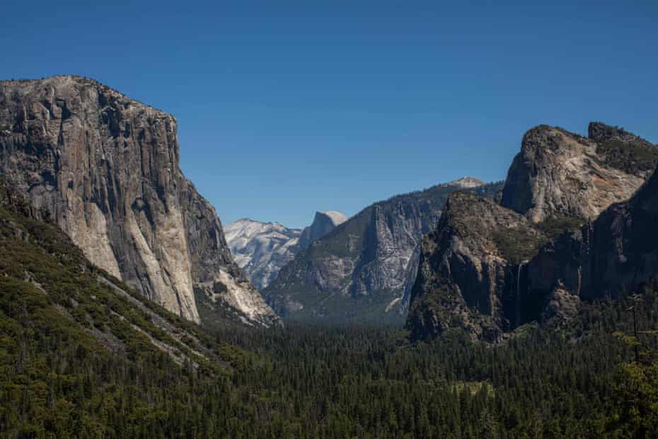 Yosemite's famous rock formations have made it a global destination for climbers.