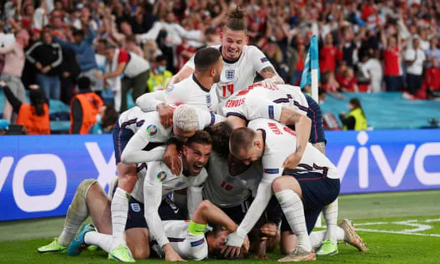FA deserves its share of the applause for England's Euro 2020 successes |  The FA | The Guardian